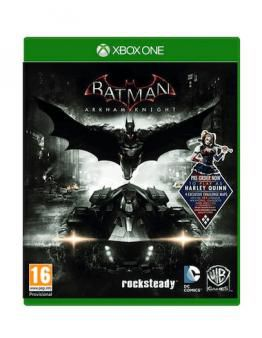 Batman Arkham Knight (XBOX ONE) - Rabljeno