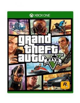 Grand Theft Auto V - GTA 5 (XBOX ONE) - Rabljeno