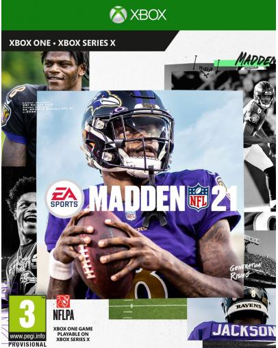 Madden NFL 21 (XBOX ONE | XBOX SERIES X)