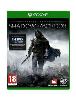 Middle Earth Shadow of Mordor (XBOX ONE) - Rabljeno