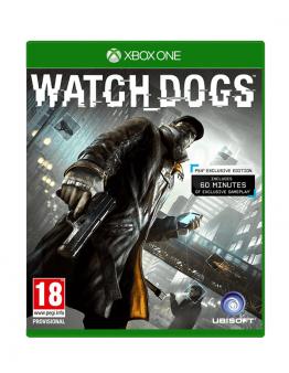 Watch Dogs (XBOX ONE) - Rabljeno