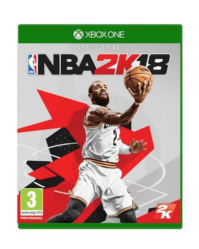 NBA 2K18 (XBOX ONE) - Rabljeno
