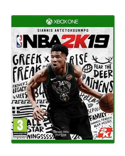NBA 2K19 (XBOX ONE) - Rabljeno