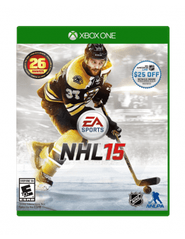 NHL 15 (XBOX ONE) - Rabljeno