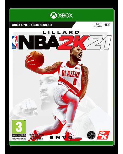NBA 2K21 (XBOX ONE) - Rabljeno