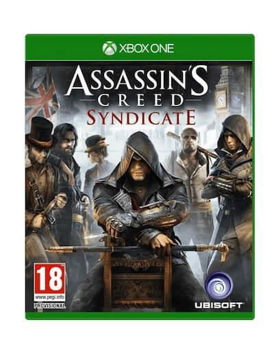 Assassin's Creed Syndicate (XBOX ONE) - Rabljeno