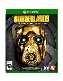 Borderlands: The Handsome Collection (XBOX ONE) - Rabljeno