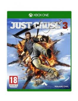 Just Cause 3 (XBOX ONE) - Rabljeno