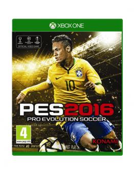 PES 2016 (XBOX ONE) - Rabljeno