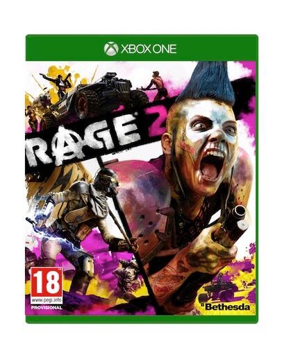 Rage 2 (XBOX ONE) - Rabljeno