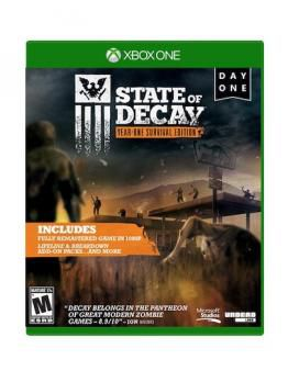 State of Decay Year One Survival Edition (XBOX ONE)