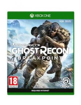 Tom Clancys Ghost Recon Breakpoint Auroa Edition (XBOX ONE)