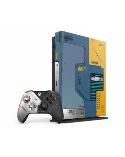 Rabljeno - Xbox One X 1TB Cyberpunk 2077 Limited Edition